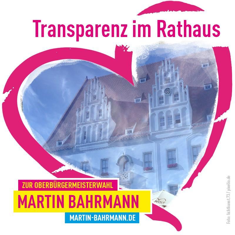 Klarheit und Transparenz